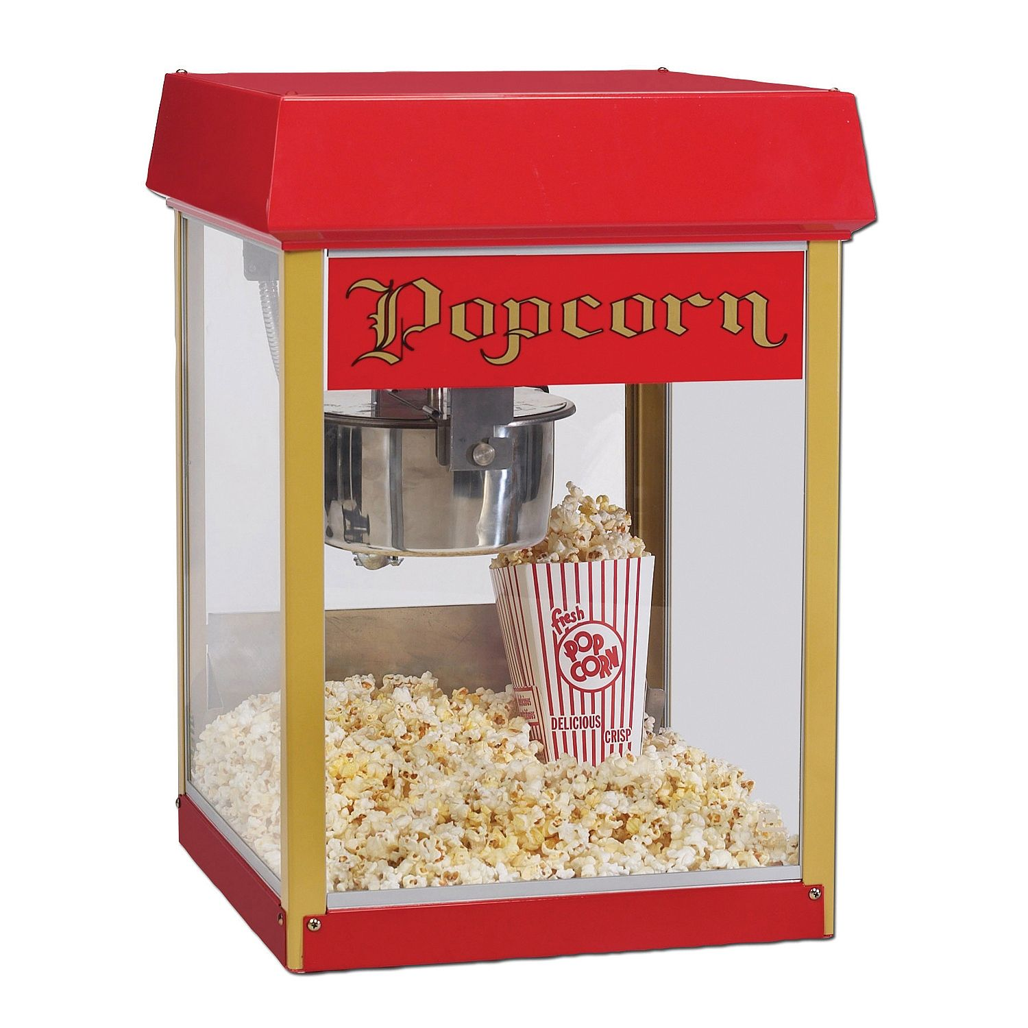 Medium Popcorn Machine