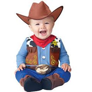 Baby Toy Story Costume