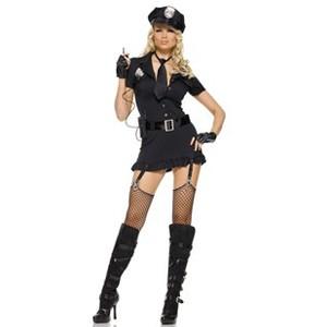 Police Woman Costume
